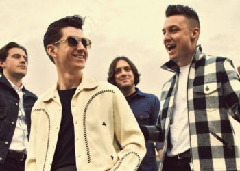 10 лучших песен Arctic Monkeys