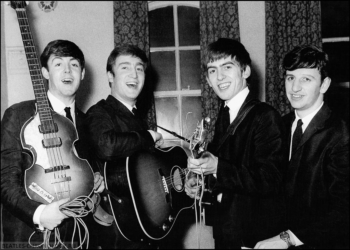 With the Beatles (22/11/1963), как это было