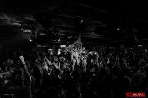 Фотоотчет: TRITIA в Москве, клуб Город