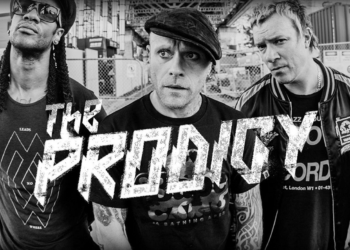 The Prodigy - Get Your Fight On (2015)