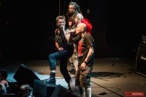 Фотоотчёт: The Exploited в Москве, Главclub Green Concert