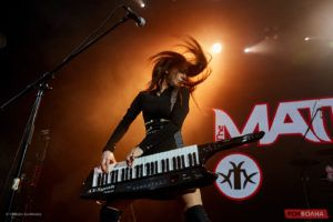 Фотоотчет: Глеб Самойлоff & THE MATRIXX в Питере, Клуб Космонавт