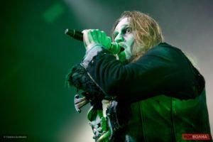 Фотоотчет: Powerwolf в Питере, Клуб A2 Green Concert