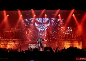 Powerwolf анонсировали новый альбом Call Of The Wild