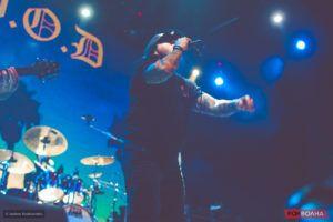 Фотоотчет: P.O.D. в Москве, ГлавClub Green Concert