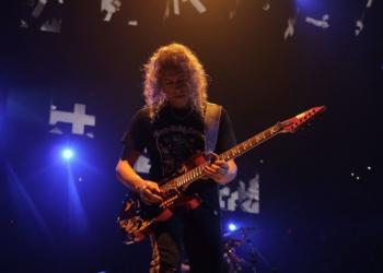 Теперь официально: Metallica выступит в Москве летом 2019 года