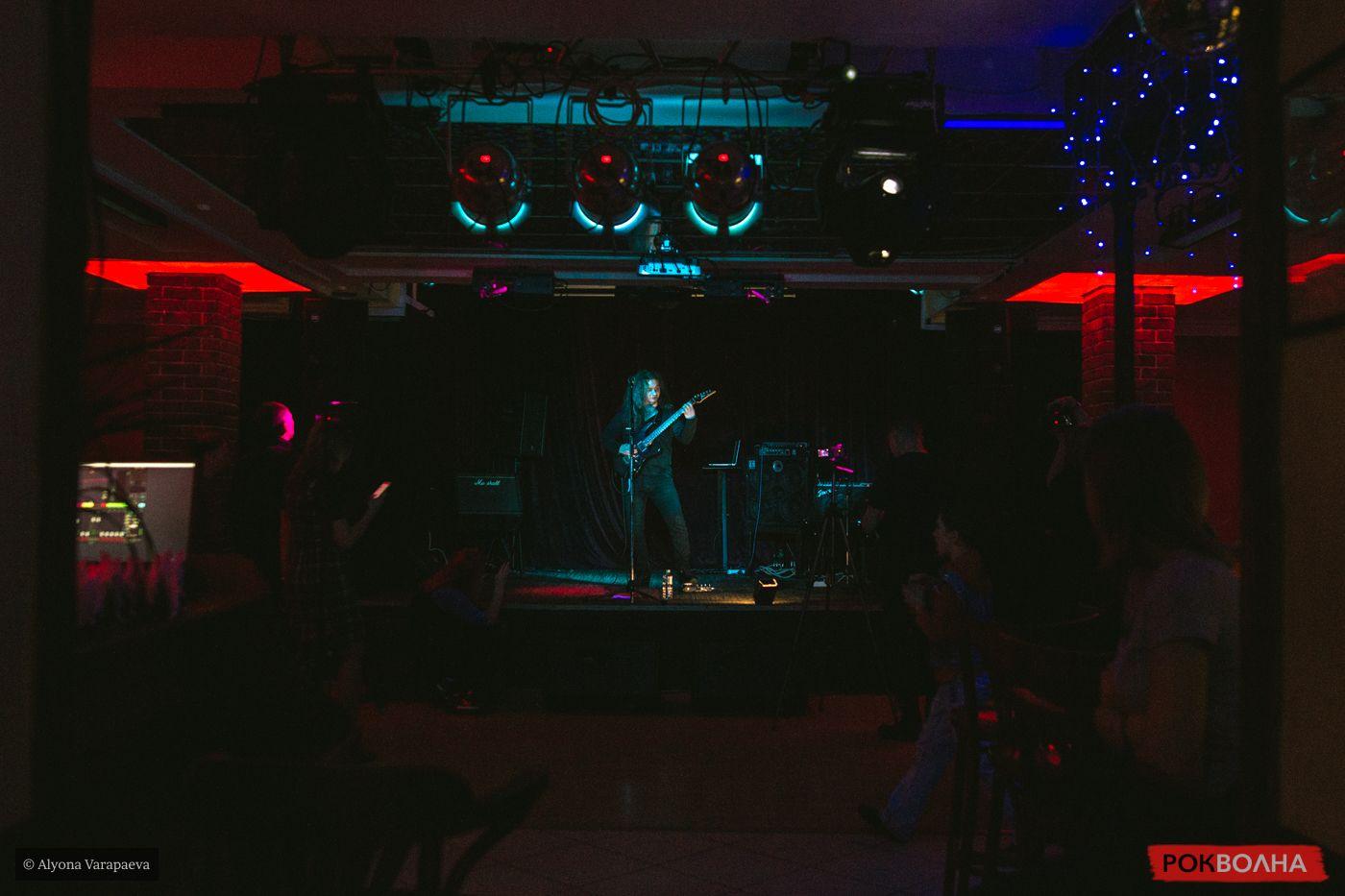 Фотоотчет: Андрей Чепиков в Москве, клуб Алиби