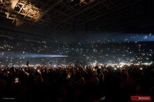 Фотоотчет: Сплин в Москве, ВТБ Арена