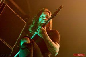 Фотоотчет: In Flames в Питере, Клуб A2 Green Concert
