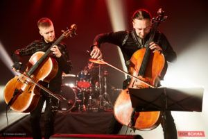 Фотоотчет: RockCellos в Питере, Opera Concert Club