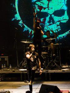 Фотоотчёт: ЙОРШ в Москве, ГлавClub Green Concert