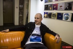 День самоуправления на НАШЕм Радио. Интервью с ST и Артёмом Хоревым из группы Anacondaz