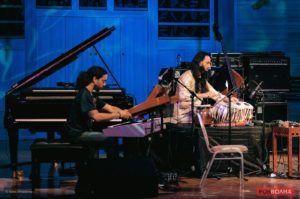 Фотоотчет: The Stanley Clarke Band в Московском международном Доме музыки