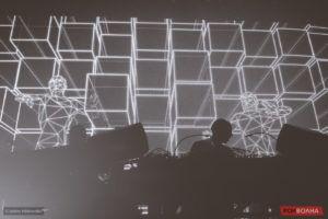 Фотоотчет: The Chemical Brothers в Москве, ВТБ Арена