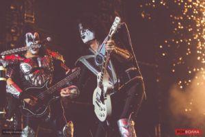 Фоторепортаж: Kiss в Москве, ВТБ Арена
