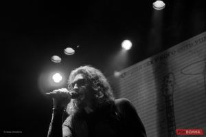 Фотоотчет: СерьГа в Москве, Главclub Green Concert