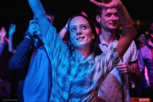Фотоотчет: Red Elvises в Москве, Главclub Green Concert