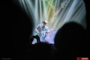 Фотоотчет: Frank Iero в Москве, Известия Hall