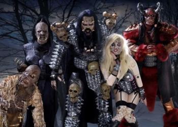 """Amen(Lordi): """"Мы в данный момент на середине записи песен, и новый альбом выйдет в 2016-м."""""""