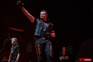 Фотоотчет: КняZz в Москве, Adrenaline Stadium