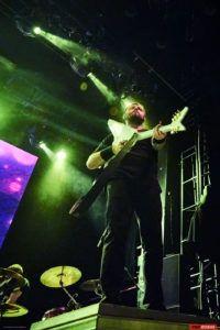 Первый концерт в Москве культовой американской группы Static-X: горячий прием индастриал-легенды
