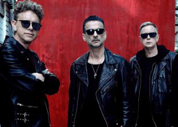 """Новое видео Depeche Mode на песню """"Where's the Revolution"""""""