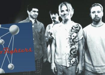 Лирическое видео от альтернативщиков Foo Fighters!