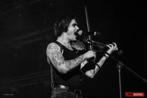 The Hatters выступили в Москве с большим сольным концертом