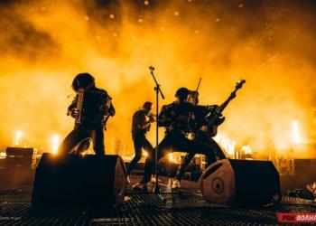 Фотоотчет: The Hatters в Москве, клуб Adrenaline Stadium