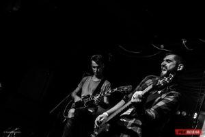 Гитару разыграли, подписали, подарили и освятили: HardBalls в Москве
