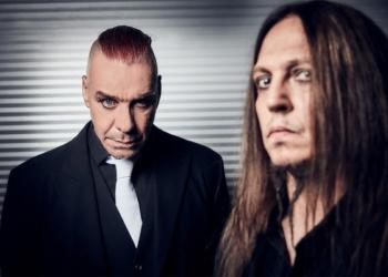 Тилль Линдеманн и Петер Тэгтгрен заканчивают совместную работу над проектом Lindemann