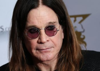 Как это было: Ozzy Osbourne в Олимпийском