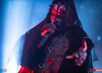 """Mayhem полностью исполнили свой альбом 1994-ого года """"De Mysteriis Dom Sathanas"""""""