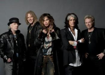 Aerosmith возвращаются в Россию!