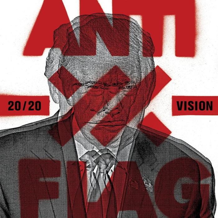 Рецензия на альбом группы Anti-Flag - 20/20 Vision (2020)