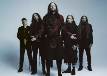 Korn записывают альбом вместе с Кори Тейлором