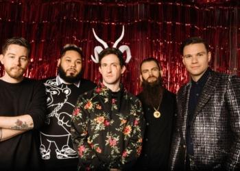 Dance Gavin Dance выпустили новый альбом Afrerburner
