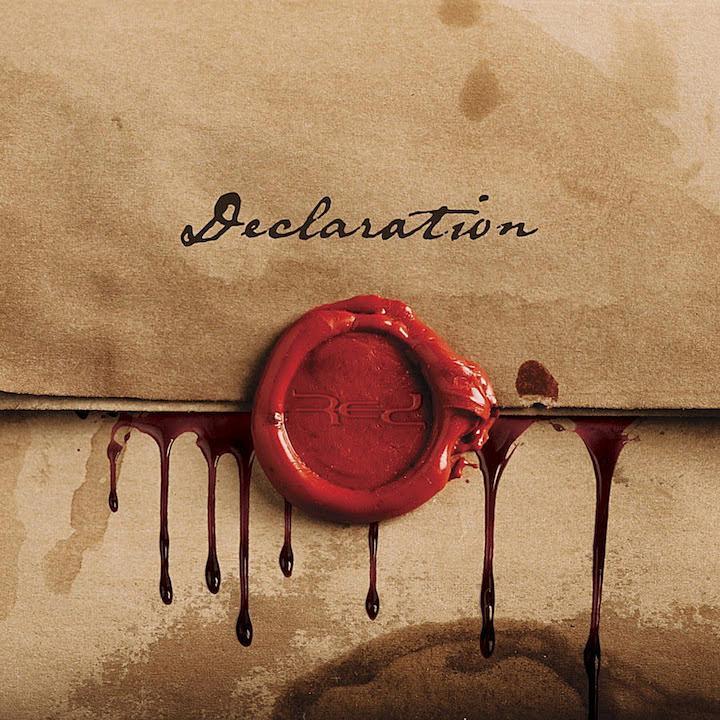 Рецензия на альбом группы Red - Declaration (2020)