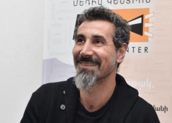 Серж Танкян рассказал кое-что о будущем сольном EP