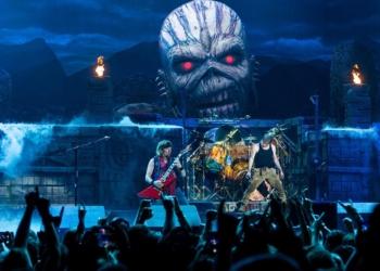 Iron Maiden отменили российские концерты