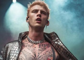 Machine Gun Kelly опубликовал новый сингл с грядущего поп-панк альбома