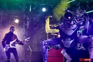 Большой концерт группы Пикник на сцене Севкабель Порт