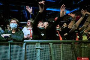 Отцы жгли! Группа Секрет выступила в Москве