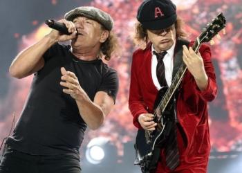 Новый альбом AC/DC выйдет 13 ноября