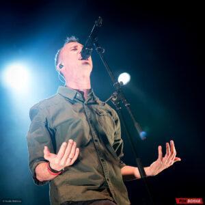 Lumen выступили в Главклубе со специальной программой «Электричество»