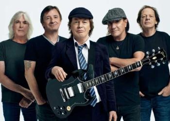 Рецензия на альбом группы AC/DC - Power Up (2020)