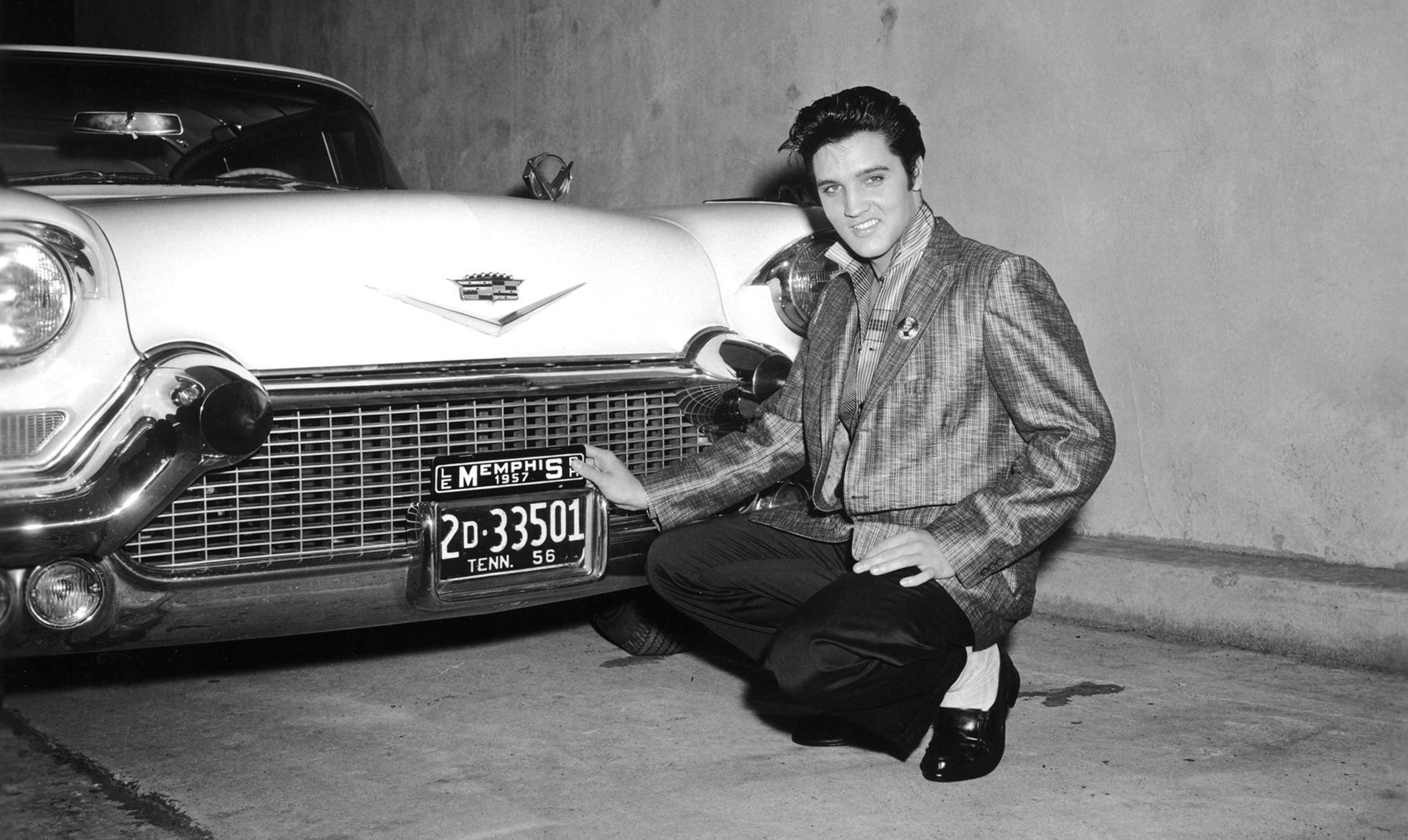 86 лет сегодня могло бы исполниться Элвису Пресли