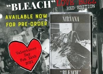 Лучший подарок ко Дню святого Валентина — первый альбом Nirvana