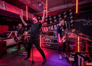 «Секретный» концерт-презентация нового альбома группы Тараканы! «15 (...И ничего кроме правды)»!