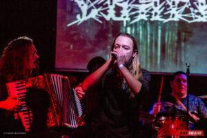 Мрачный folk/pagan-рок на сцене питерского клуба Mod от группы СВАРГА